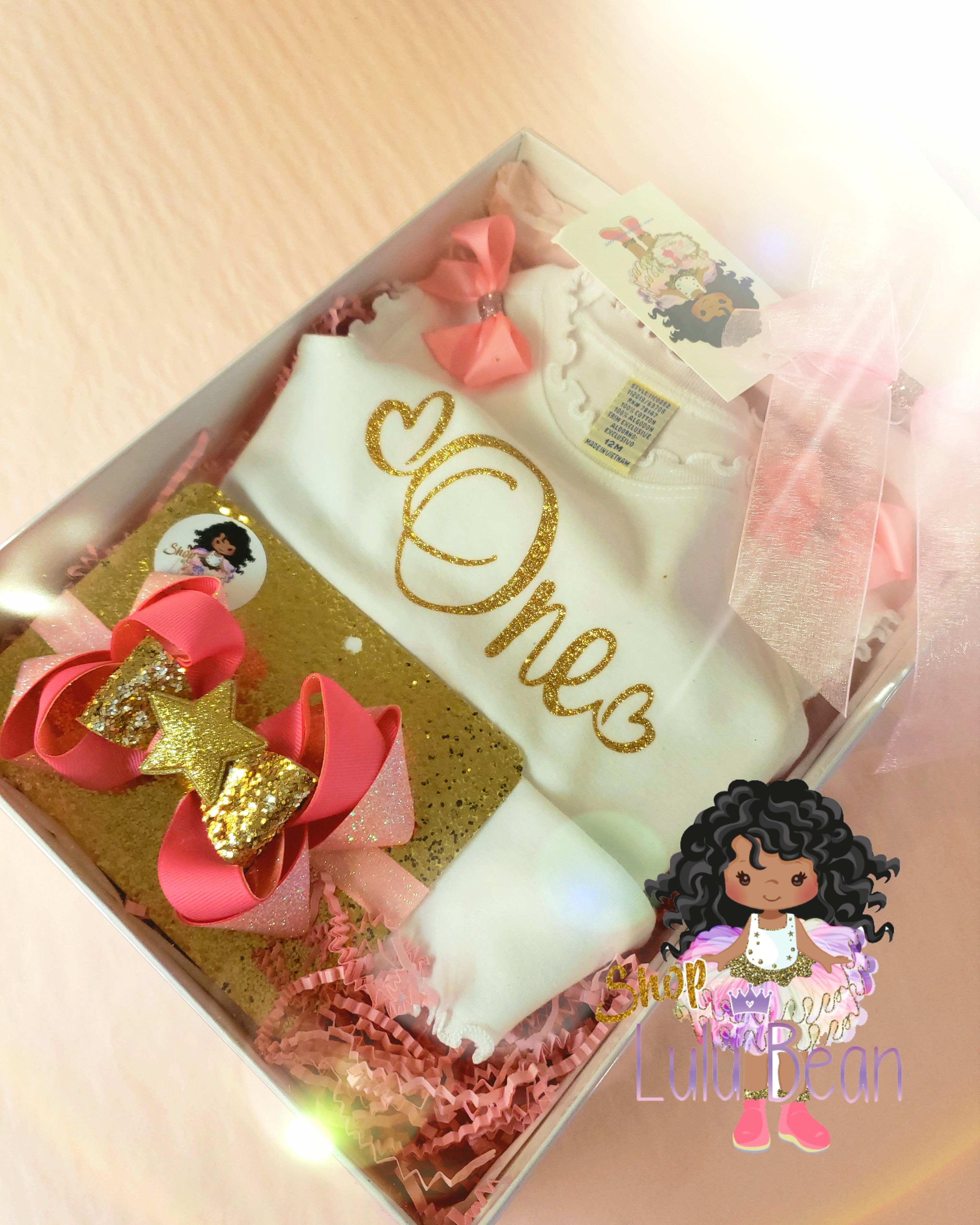 First Birthday Box Set