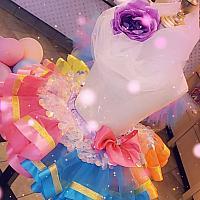 Rainbow Uni*Mer*Mazing Tutu