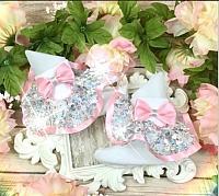 Glam Sequins Boutique Socks
